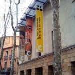 Kakémono façade