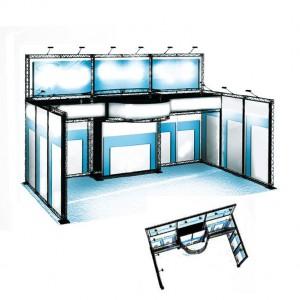 Stand modulable EasyCross