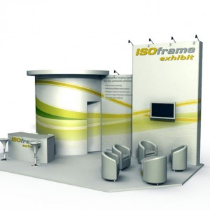 Stand modulaires