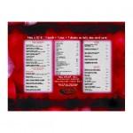 menu de restaurant carte restaurant